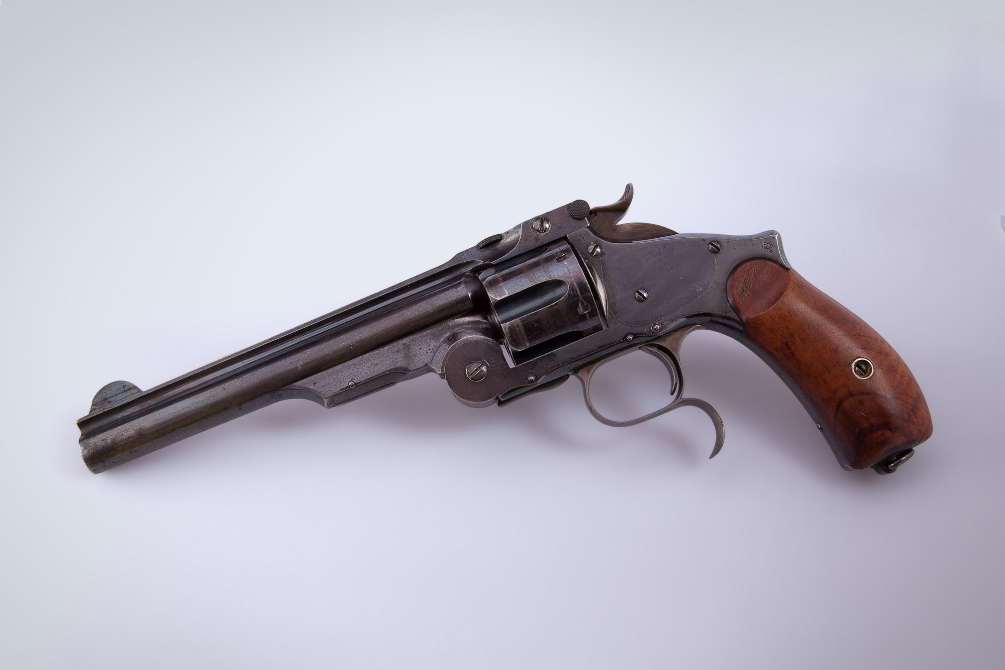 Smith & Wesson Russian 1874